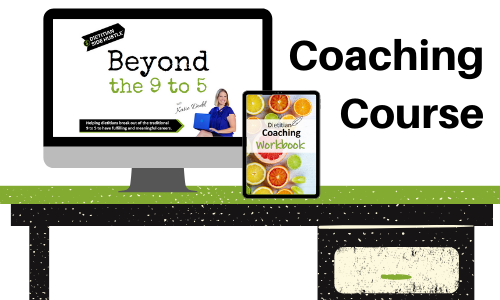 Dietitian Coaching Course